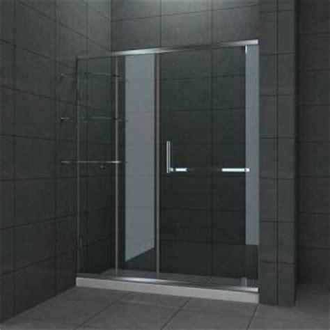 In Swing Shower Door Blank