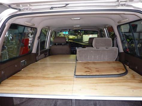 subaru truck with seats in bed 4runner sleeping platform bing images