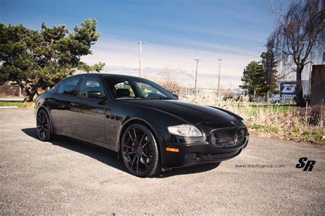 maserati quattroporte black project black sr auto maserati quattroporte