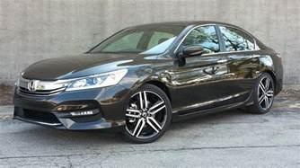 test drive 2016 honda accord sport the daily drive