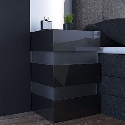 nachttisch 70 cm hoch nachttisch led 70cm hoch f 252 r boxspringbett schwarz
