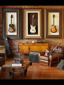 Store Room Decoration Framed Guitars Cool For A Room Brian