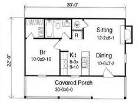 cottage floor plans small small cabin floor plans simple small house floor plans