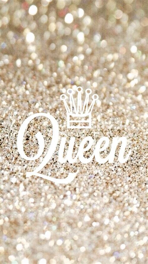 wallpaper for iphone queen apple background glitters gold iphone image 3981122