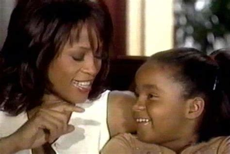 whitney houston and her daughter 913 best salute to whitney images on pinterest american
