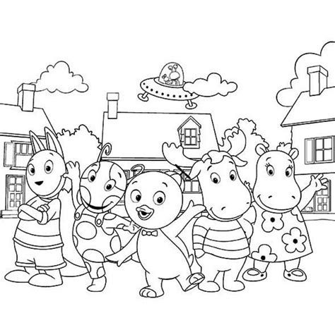printablecoloringpages us backyardigans printable coloring pages asoboo info