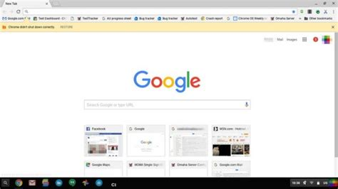 design google chrome google chrome could be getting morning read magazine