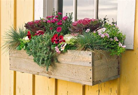 window flower box designs window box planter ideas android apps on play