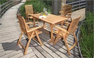meubles de jardin en bois par hornbach suisse