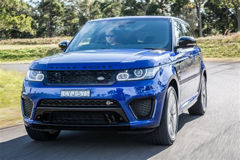 range rover land rover 2015 2015 range rover sport svr review caradvice