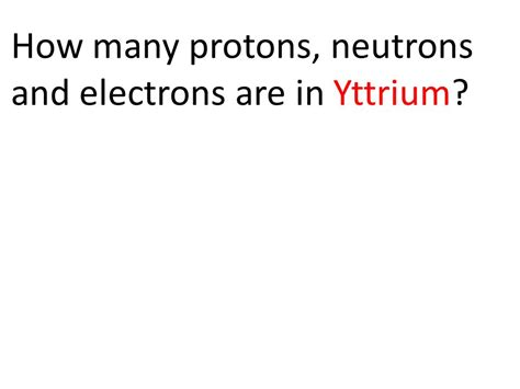 how many protons are in f atomic theory class 5 ob review of all important