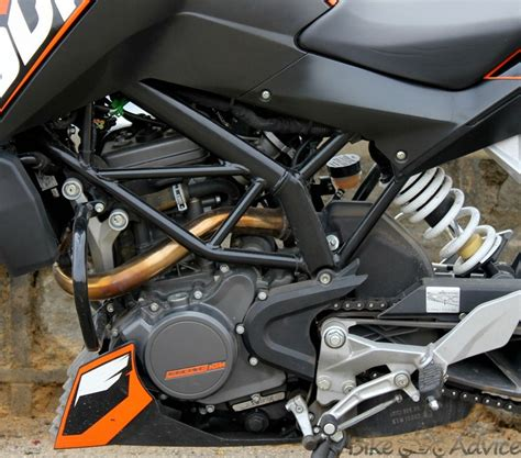 Ktm 200 Engine Ktm Duke 200 Road Test And Review By Sharat Aryan