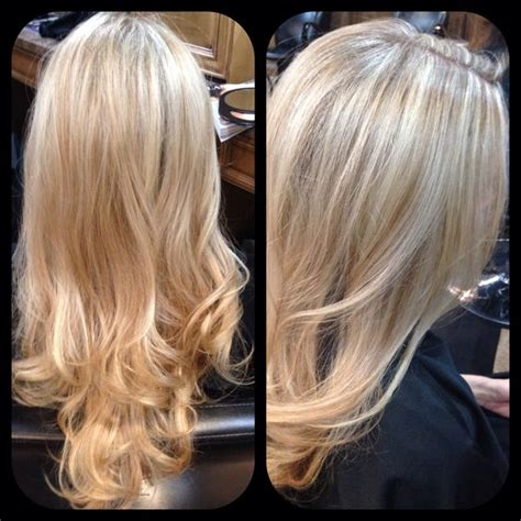 blonde hair with mocha lowlights colors summer 2014 and summer on pinterest