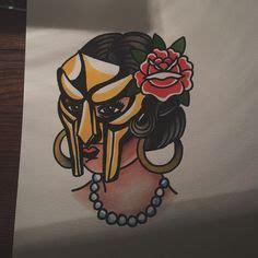 mf doom tattoo mf doom mask inkspiration