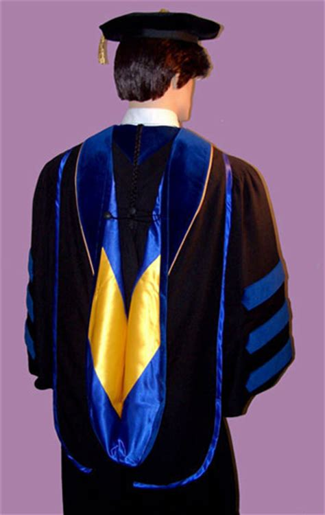 Mba Requirements Ucf by The Phd Gown And Doctoral Robe By Caps And Gowns Direct