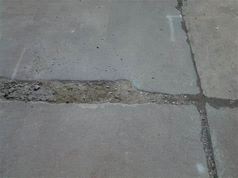 Concrete crack filling in Iowa & Illinois by PolishMaxx