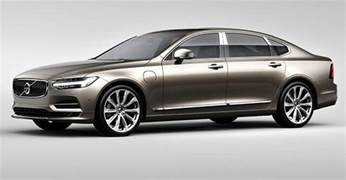 Volvo S90 Volvo S90 Excellence S90 L Revealed In China