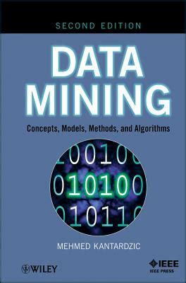 data mining concepts models methods  algorithms