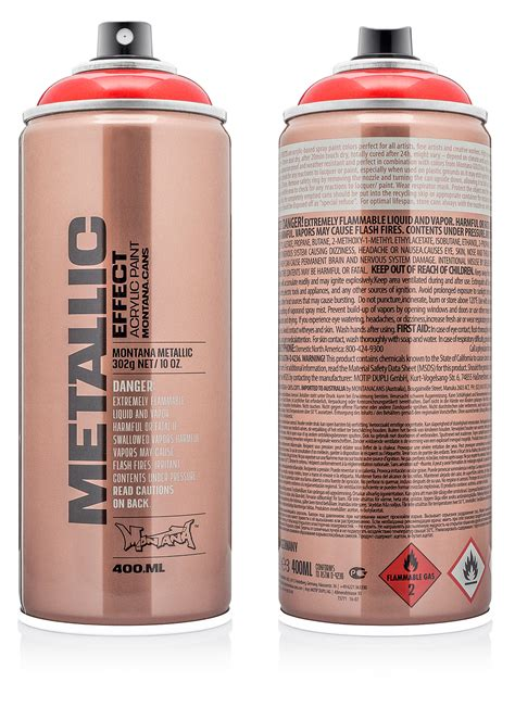 montana metallic spray ml montana cans highest