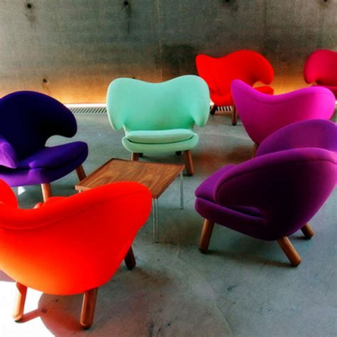 Colored Chairs by Bright Color Chairs Furniture Ideas Deltaangelgroup