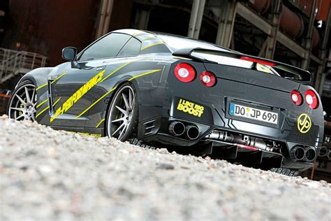 Jp Performance Tieferlegung by Jp Performance Nissan Gt R 3 Tuningblog Eu Magazin