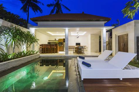 One Bedroom Pool Villa by One Bedroom Pool Villa Odika Lovina Houses And
