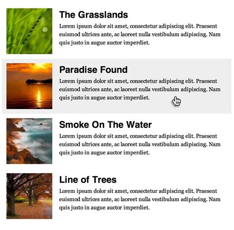 css layout list 5 simple and practical css list styles you can copy and