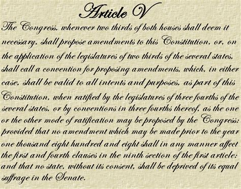 article 6 section 5 article v convention of states silencedogood2010 s blog