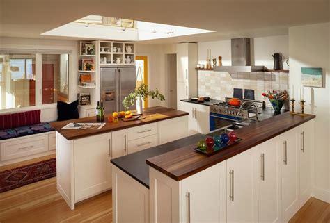 desain dapur gaya bar ide desain dapur kontemporer untuk gaya hidup modern