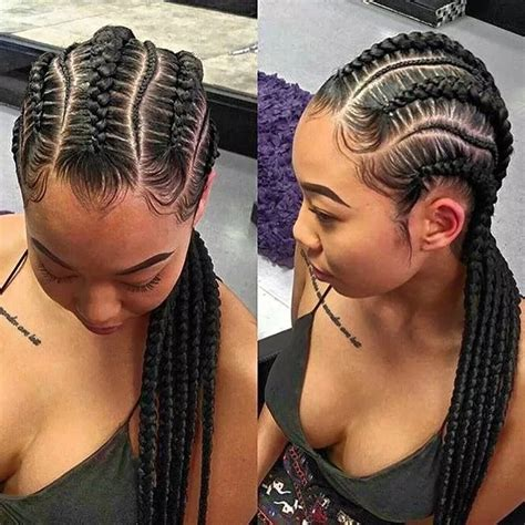 all back weaving hair styles most beautiful all back ghana weaving hairstyles