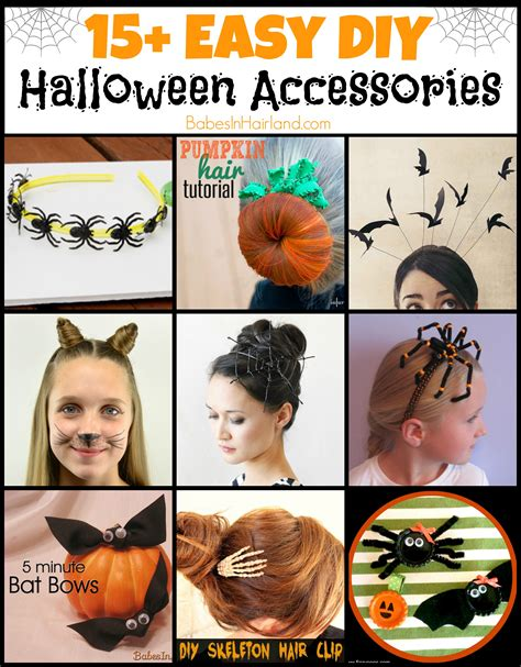 Easy Hairstyle Accessories by 15 Easy Diy Accessories In Hairland