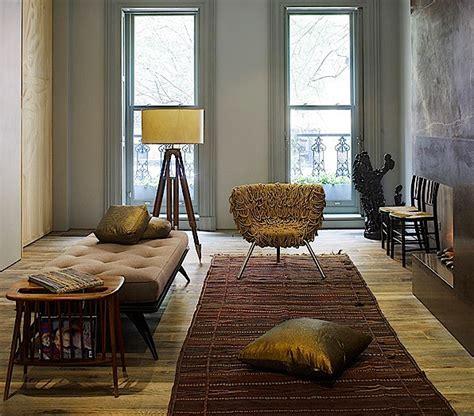 gaya desain grafis modern nyaman dan gembiraan dengan desain interior gaya post modern