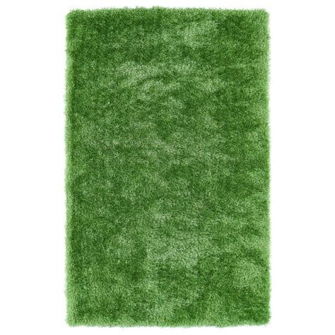 Lime Green Area Rug Kaleen Posh Lime Green 8 Ft X 10 Ft Area Rug Psh01 96 8 X 10 The Home Depot