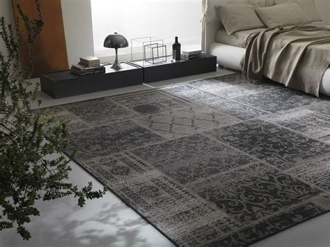tappeti moquette tappeto a motivi rettangolare in tessuto antik besana