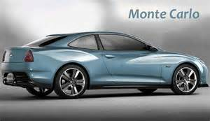 2018 chevrolet monte carlo ss cars release date and price