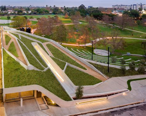 Landscape Architecture Ontario Universities The Los Angeles Museum Of The Holocaust Detail