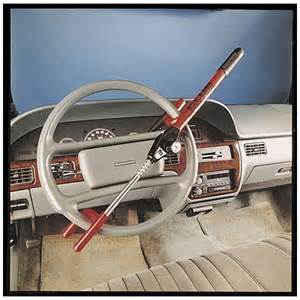 Ship Steering Wheel Decor The Club 174 Steering Wheel Lock 1000 Ace Hardware