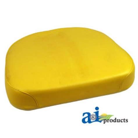 vinyl seat cushions al39823 seat cushion yellow vinyl