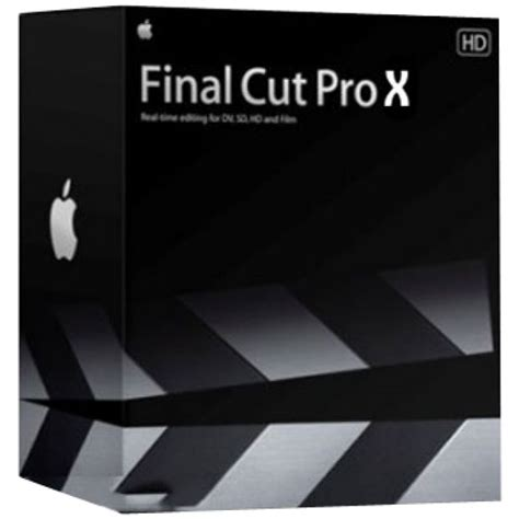final cut pro history i have used final cut pro alot in my past for most of my