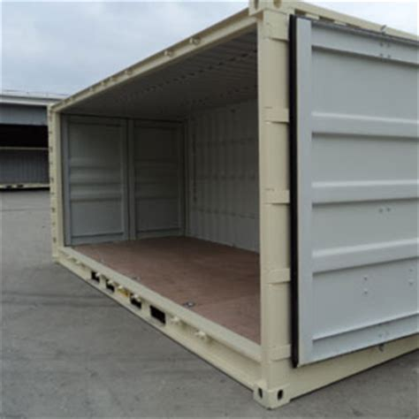 Box Container Tradecorp side opening container