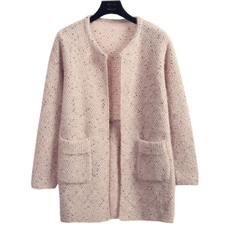 Jaket Sweater Korea Jaket Cardigan Sweater Rajut sweater wool knit cardigan coat new autumn winter