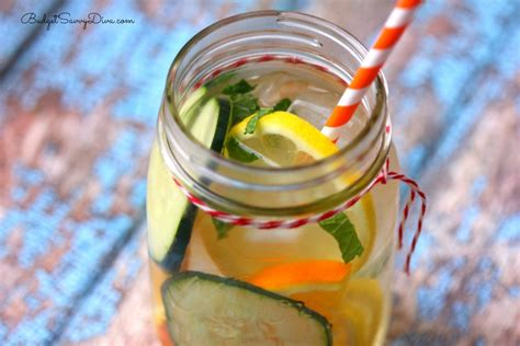 Detox Constantly Watering by Happy Detox Water Recipe Budget Savvy