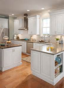 grove arch painted linen traditional kitchen cabinetry