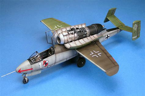 libro he 162 volksjger units hobbymex how to build tamiya s aircraft spencer pollard adh publishing
