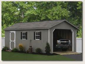 One Car Garage Ideas Large One Car Garage Ideas Single Garage Size Single