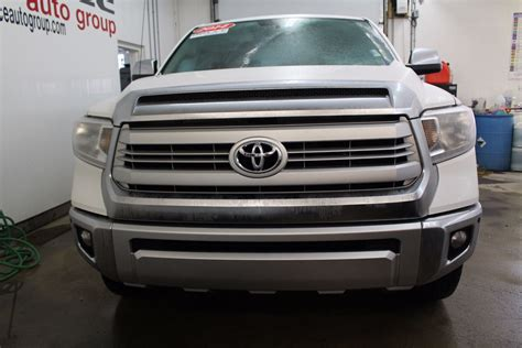 Toyota Tundra Special Edition Used 2014 Toyota Tundra Limited 1794 Edition 5 7l 8 Cyl
