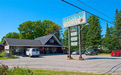 Glenview Cottages by Glenview Cottages Sault Ste Northern Ontario Canada