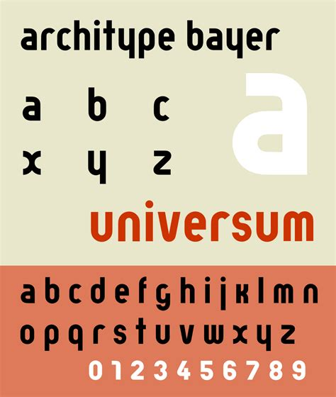 typography wiki herbert bayer