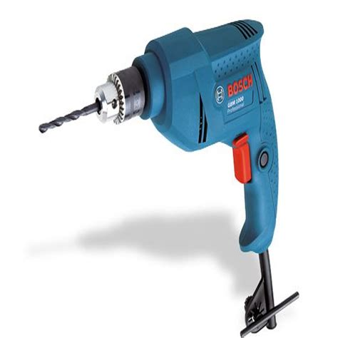 Bor Hitachi 13 Mm bosch gbm 1000 mesin bor professional