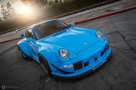 rwb porsche blue riviera blue porsche rwb 911 cars for sale